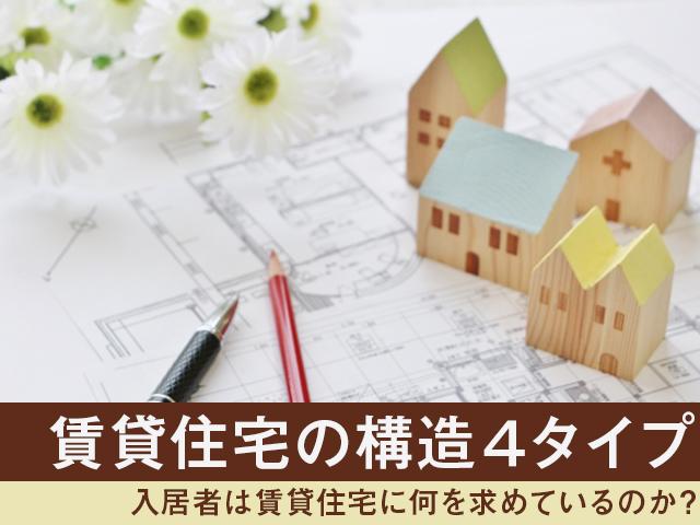 土地活用、賃貸住宅、構造、工法、入居条件