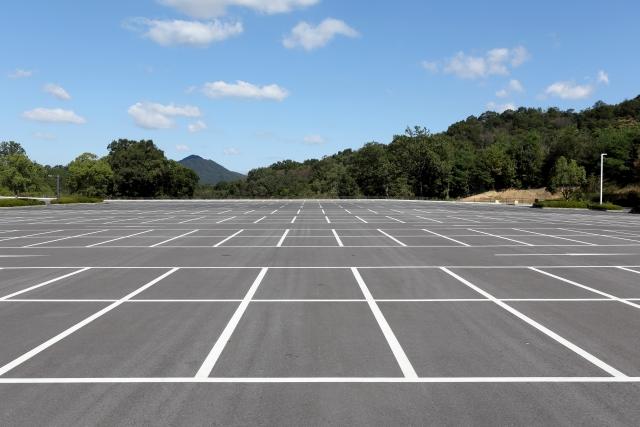 積水ハウス、駐車場、土地活用