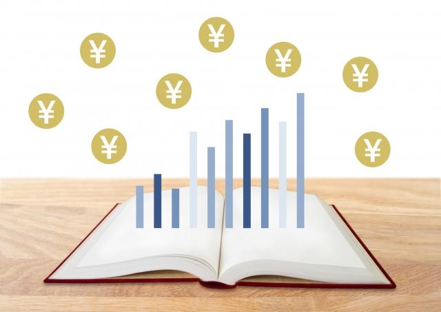 お金の勉強のイメージ図